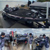 レンジャー Z521L マーキュリーレーシング 300R V8 4.6L 4ストローク 納艇