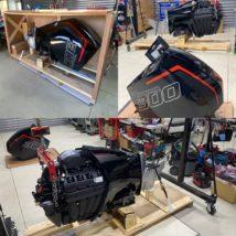 マーキュリーレーシング 300R