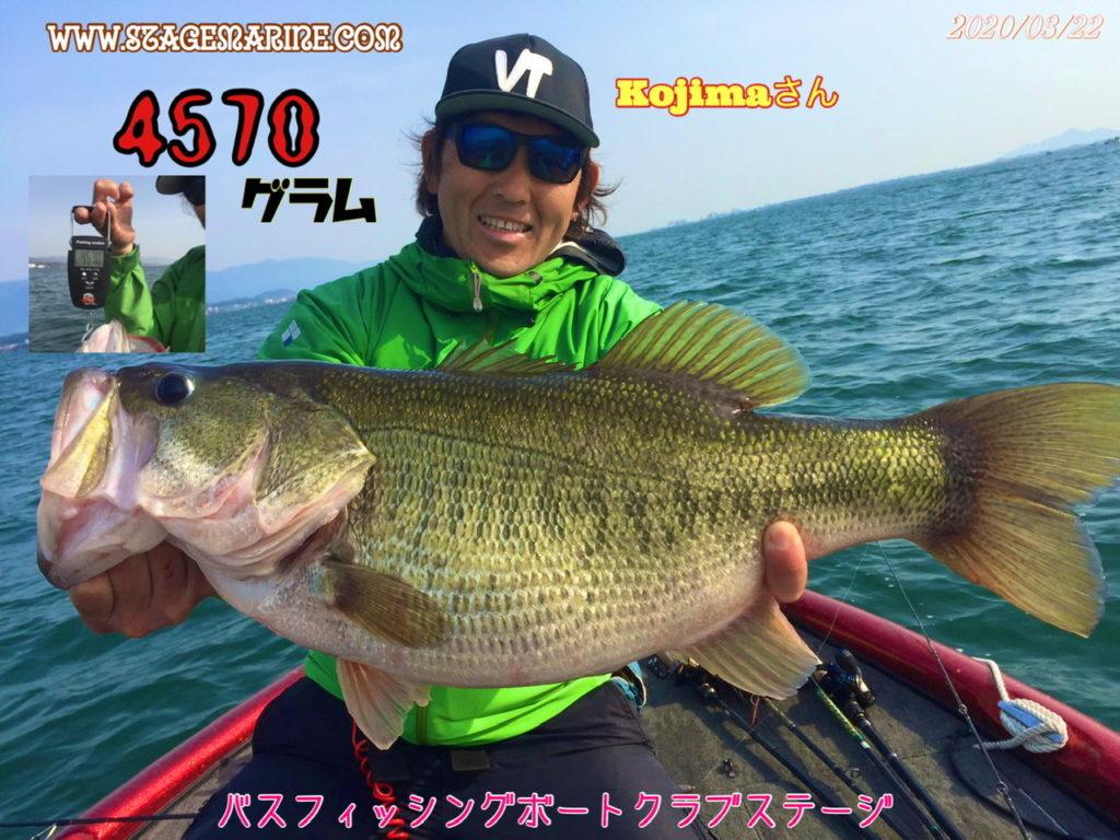琵琶湖釣果情報
