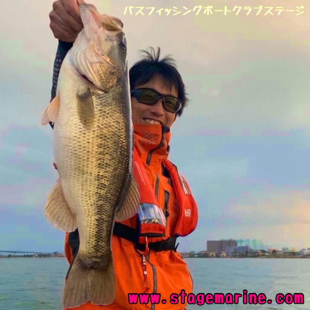 琵琶湖釣果速報情報