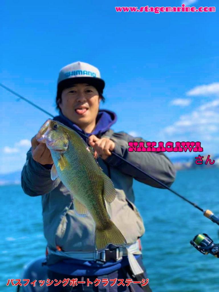 3月琵琶湖釣果速報情報